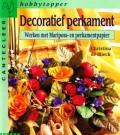 Decoratief perkament werken met Mariposa en perkamentpapier