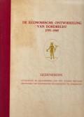 De Economische Ontwikkeling van Dordrecht 1745-1945
