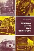 Den Haag vijftig jaar per HTM bus