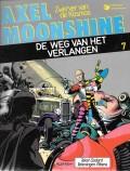 Axel Moonshine Nr. 7 - De weg van het verlangen