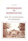 Driebergen en Rijsenburg hoe zij ontstonden en groeiden