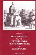 Geschiedenis van de Nederlands Hervormde Kerk van Renswoude