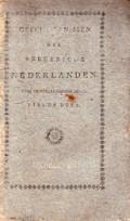 Geschiedenissen der Verenigde Nederlanden voor de vaderlandsche jeugd Vierde Deel