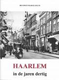 Haarlem in de jaren dertig
