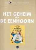 De Kuifje Archieven Hergé - Het Geheim van De Eenhoorn