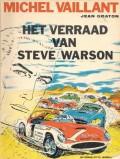 Michel Vaillant - Het verraad van Steve Warson