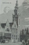 Holland in prent