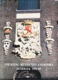 Jaarboek 1988/89 Stichting Menno van Coehoorn