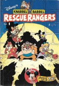 Disney's Knabbel & Babbel Rescue Rangers Nr. 1