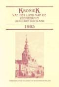 Kroniek (1985) van het land van de zeemeermin (Schouwen-Duiveland)