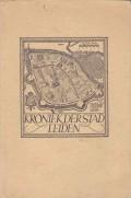 Kroniek der Stad Leiden