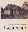 Oude prentbierfkaarten van het dorp Laren
