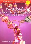 Lariats kleurrijke halskettingen met glaskralen