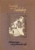Prentenboek van Leiderdorp (Herinneringen uit Grootmoeders tijd)