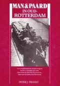 Man & paard in Oud-Rotterdam