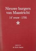 Nieuwe Burgers van Maastricht 14e eeuw - 1795