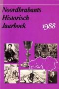 Noordbrabants Historisch Jaarboek  1988 Deel 5