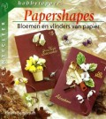 Papershapes bloemen en vlinders van papier