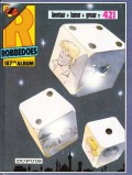 Robbedoes 187ste album - Avontuur + humor + gevaar = 421