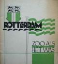 Rotterdam zoo als het was
