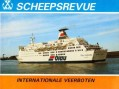 Scheepsrevue, Internationale Veerboten