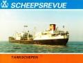 Scheepsrevue, Tankschepen