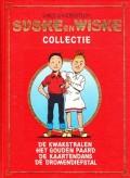 Suske en Wiske collectie Nrs. 99 t/m 102
