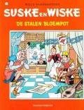 Suske en Wiske De stalen bloempot (NR 8)