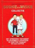 Suske en Wiske collectie Nrs. 119 t/m 122