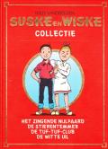 Suske en Wiske collectie Nrs. 131 t/m 134