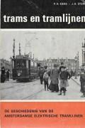 Trams en tramlijnen, de Amsterdamse Elektrische Tramlijnen. deel 22