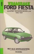 Vraagbaak Ford Fiesta Benzine- en Dieselmodellen 1983 - 1987