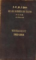 Winterdienst 1913-1914