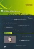 Woordenboek van de Gelderse Dialecten. Veluwe - De Wereld