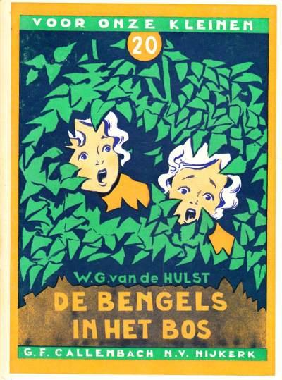 20 - De Bengels in het bos ...