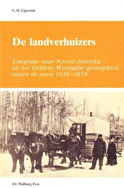 G.H. Ligterink - De Landverhuizers