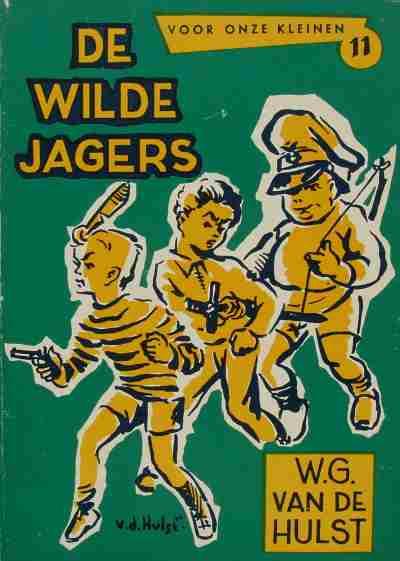 11 - De wilde jagers (14de ...