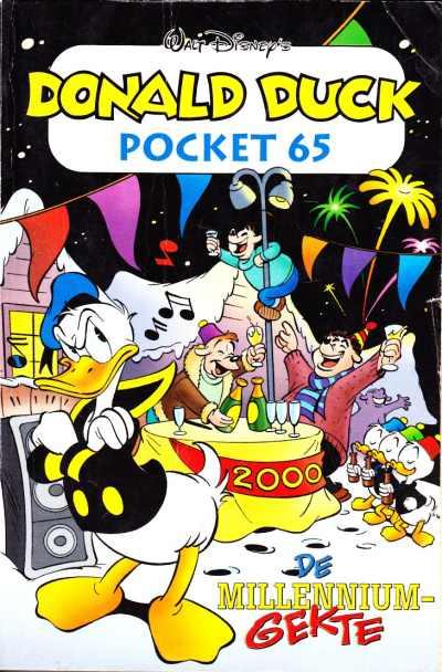 65 - Donald Duck - De Mille...