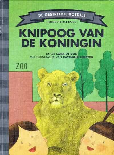 Cora de Vos - Knipoog van de Konin