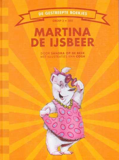 Sandra op de Beek - Martina de ijsbeer (