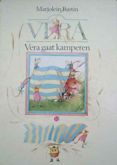 Marjolein Bastin - Vera gaat kamperen
