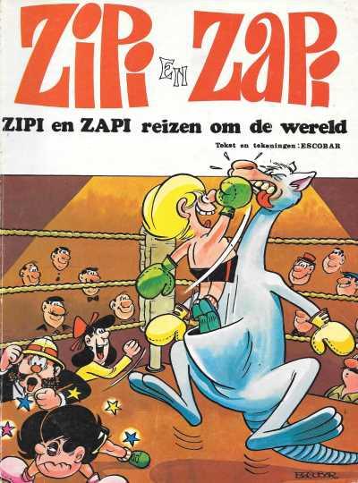 Zipi en Zapi - reizen om de...